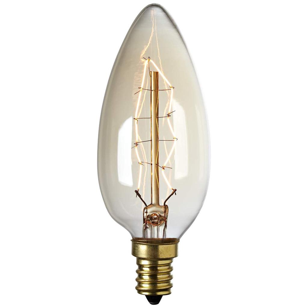 60W Candle Filament Lamp SES