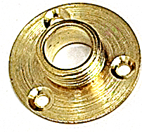 "Flange Plate ½"" Male Thread"