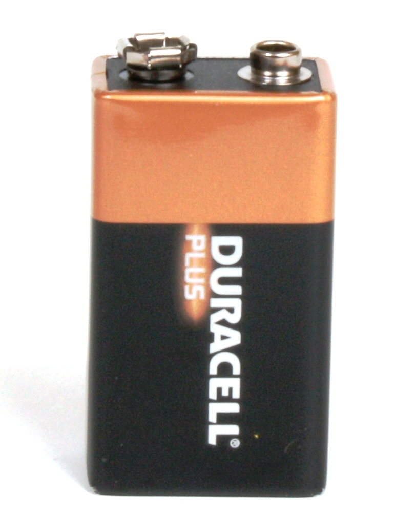 Duracell MN1604 Card of 1 (PP3)