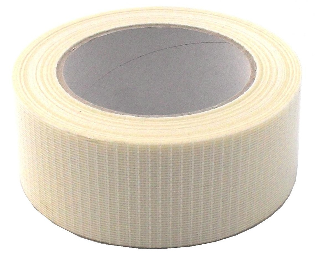 Cross-weave Reinforced Tape 50mm x 50m