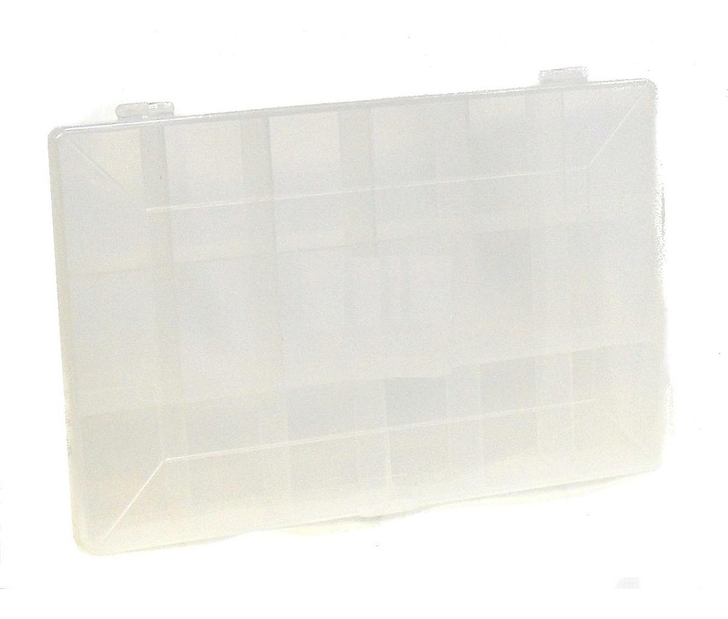 Clear Display Box 15 compartments