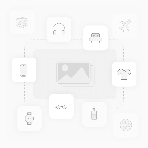 Ceiling Chain Large Flat Side Solid Brass 47x21mm, mtr (Safe Load 10kg)