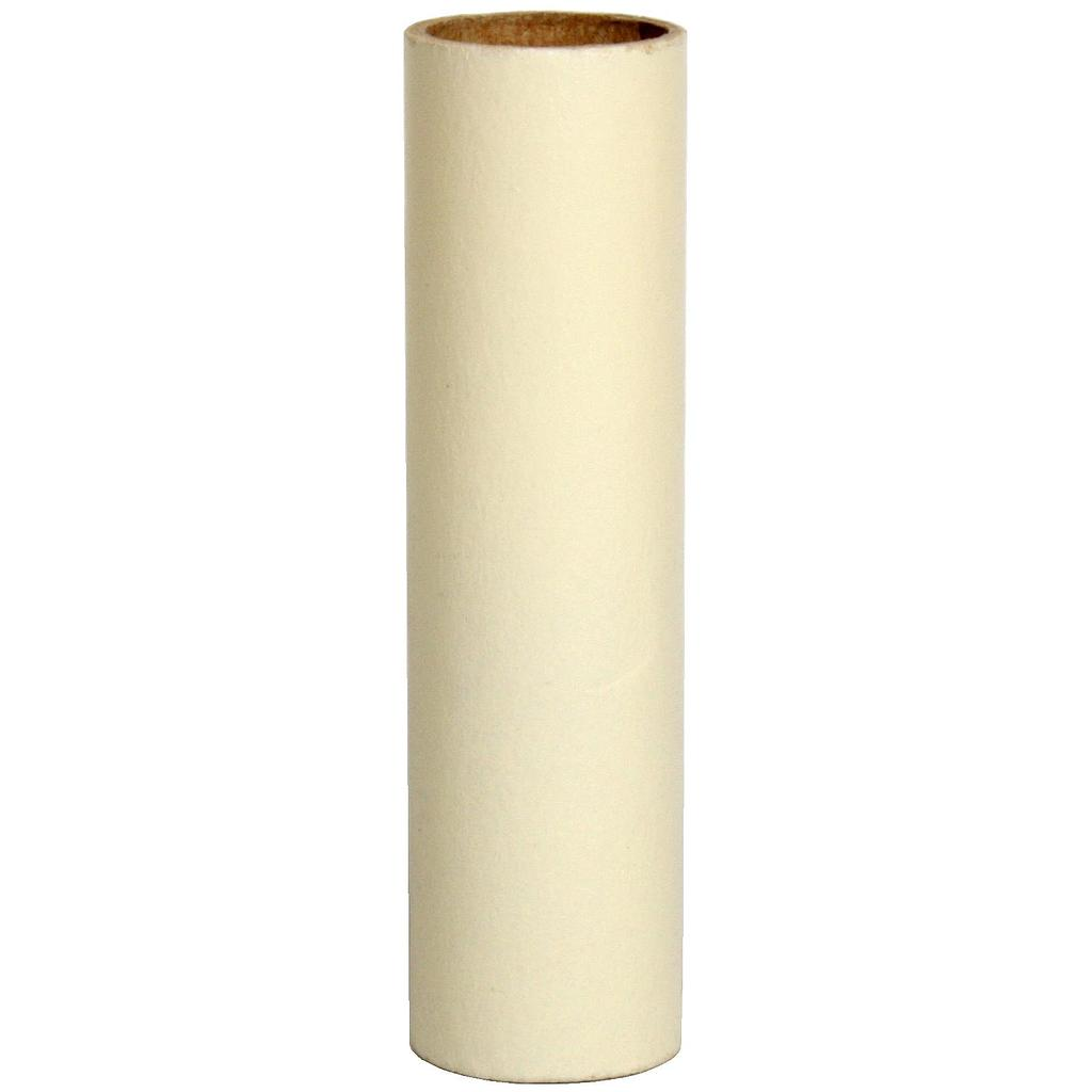 [05546] Card Tube Cream, internal diameter: 20.5mm, height: 100mm