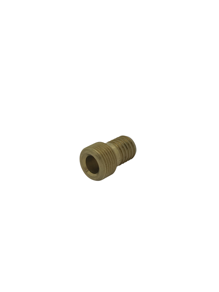 "[05248] Brass Woodscrew Adaptor ½"" Male Thread"