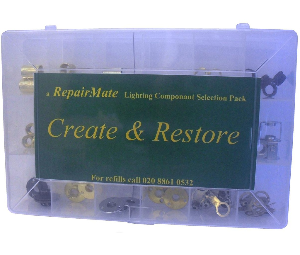 [05550] RepairMate Selection Pack Create & Restore - various Flanges, Reducers, Couplers etc