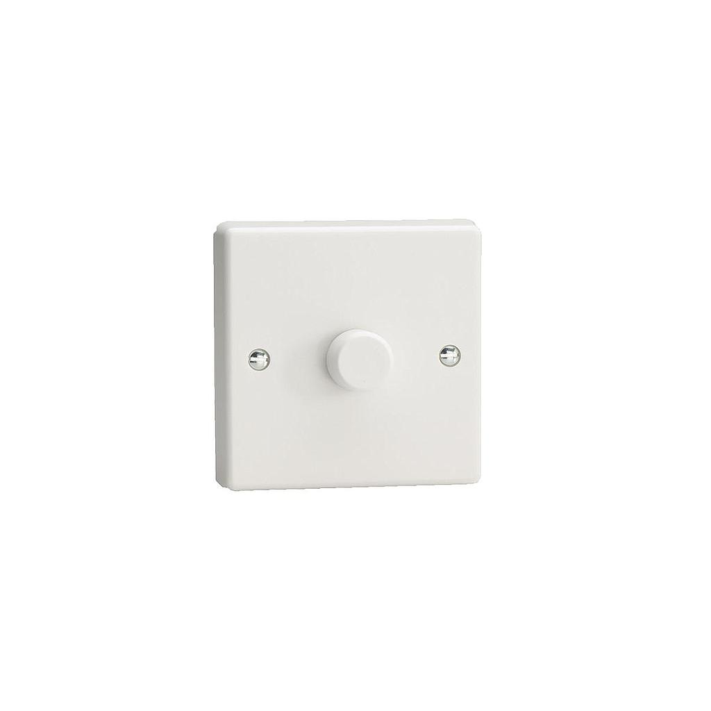 [03090] Dimmer 1000W White 1G Push IQP1001W
