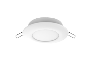 [09062] 6W Dimmable LED Downlight Warm White 100mm Cutout