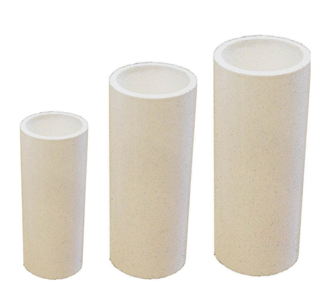 [Candle Sleeve] Plastic Tube White, Internal Diameter: 24mm