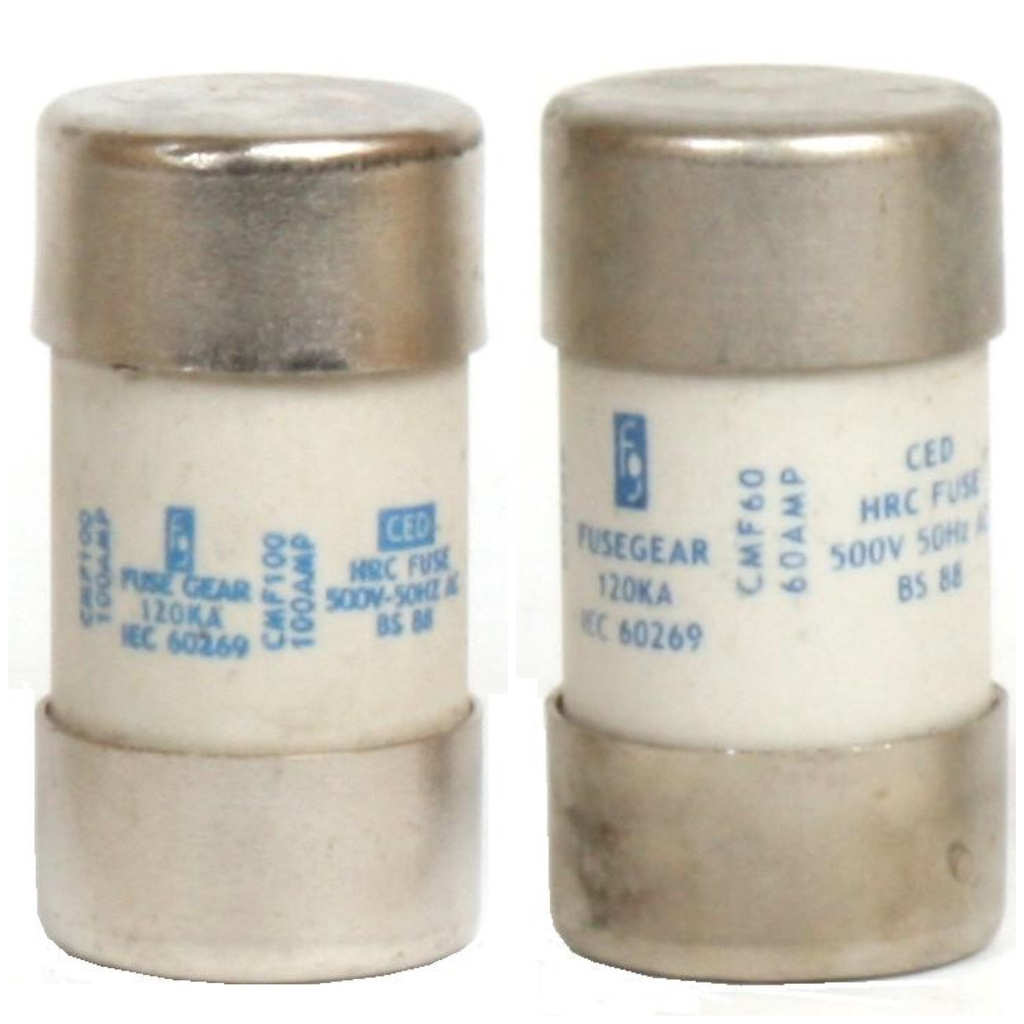 [Cartridge Fuse] Consumer Unit Fuse 30.2mm Ø