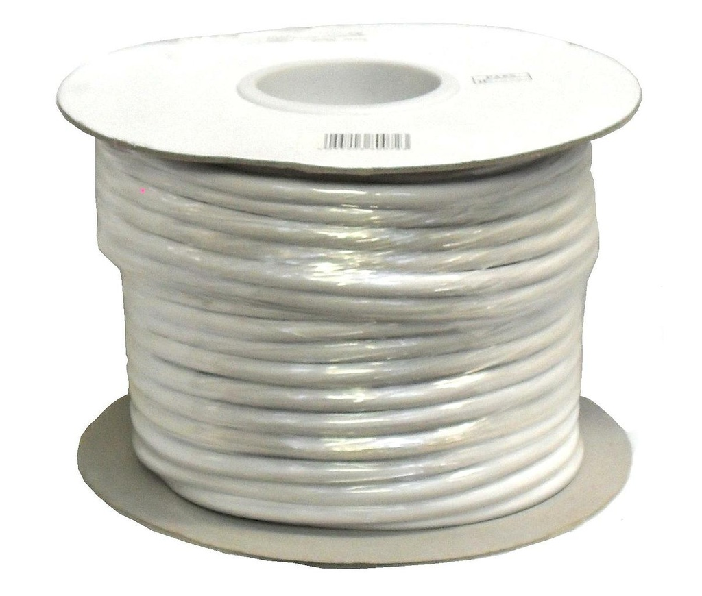 [Multi Core Cable] Multi Core Flexible Cable 0.75mm White, mtr
