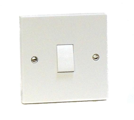 [02005] Light Switch 1G 2 WAY