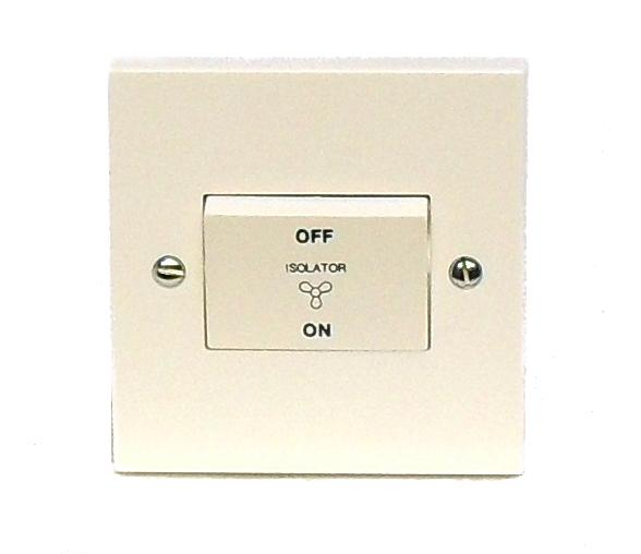 [02009] Fan Isolator Switch 3 Pole